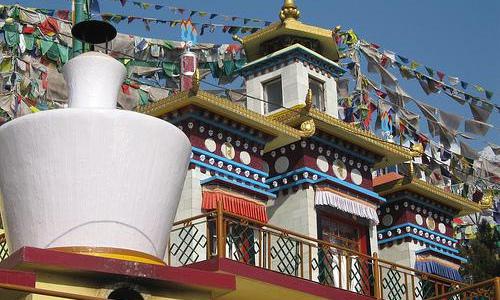 Nechung-Lhakhang